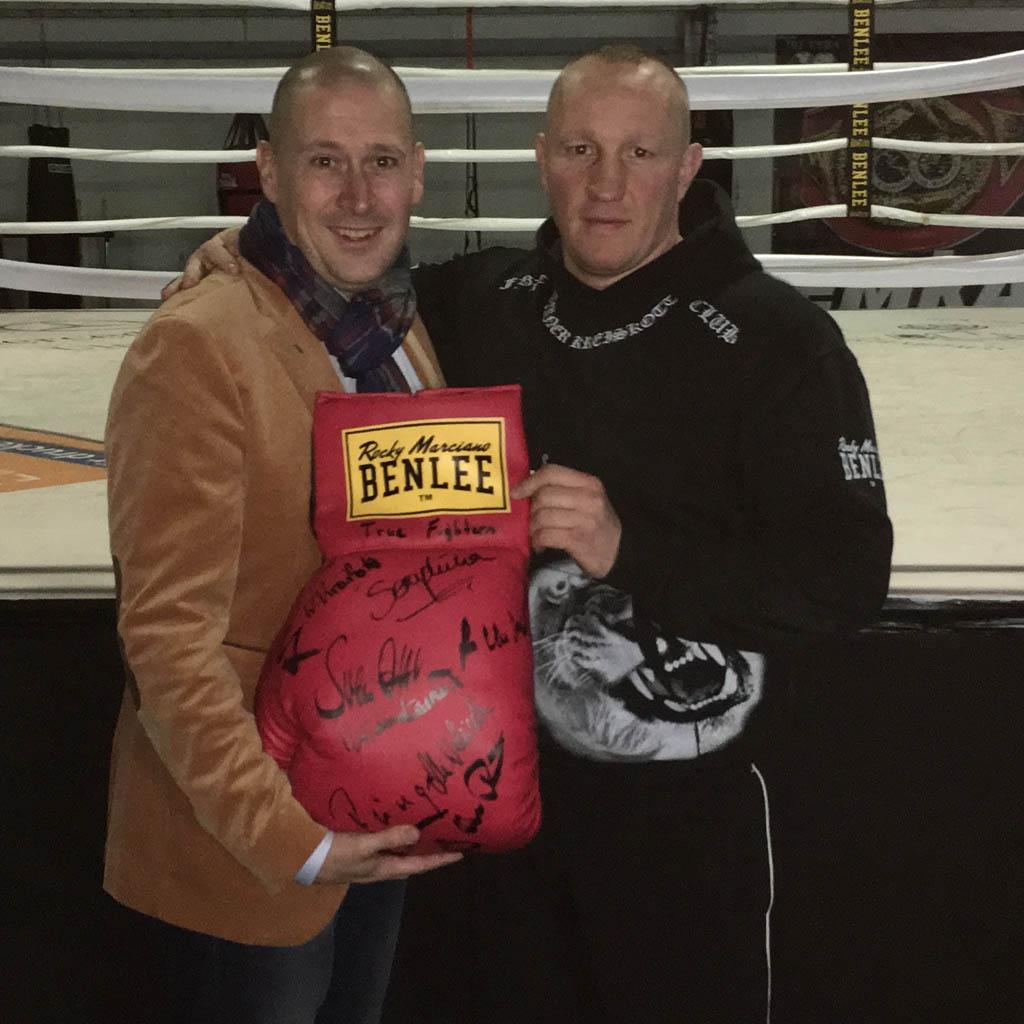 Werner Kreiskott Fight-Club